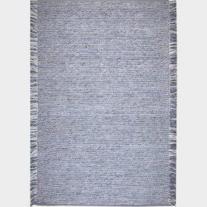 Carpet CATANIA Blue White 160X230 CM
