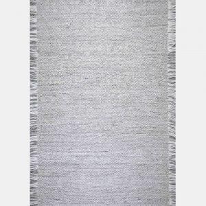 Carpet CATANIA Taupe White 160X230 CM
