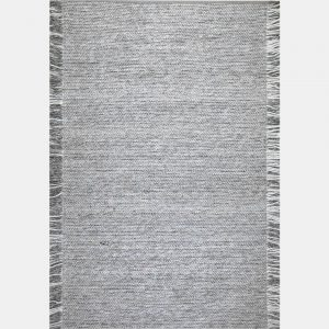 Carpet CATANIA White Charcoal 160X230 CM