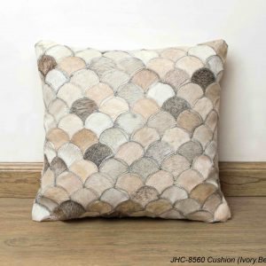 Cushion  JHC-8560  Ivory Beige  16x16