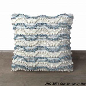 Cushion  JHC-8571  Ivory Marine  18x18