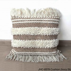 Cushion  JHC-8579  Ivroy Stone  18x18