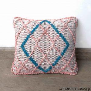 Cushion  JHC-8582  Pink  18x18
