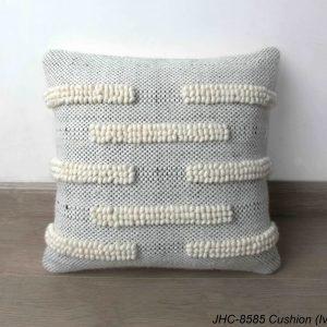 Cushion  JHC-8585  Ivory  18x18