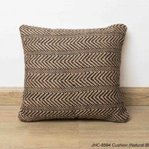 Cushion  JHC-8594  Natural Black  18x18
