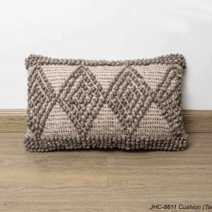 Cushion  JHC-8611  Taupe  12x24