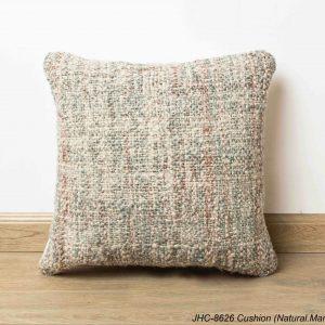 Cushion  JHC-8628  Natural Blue  16x16