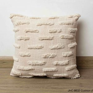 Cushion  JHC-8632  Ivory  16x16
