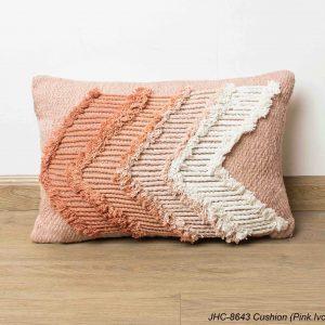 Cushion  JHC-8643  Pink Ivory  12x24