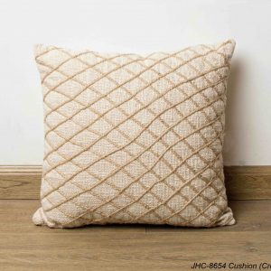 Cushion  JHC-8654  Cream  16x16