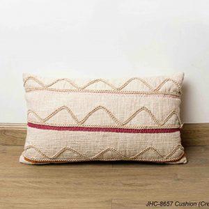 Cushion  JHC-8657  Cream  16x16