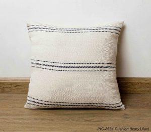 Cushion  JHC-8664  Ivory Lilac  18x18