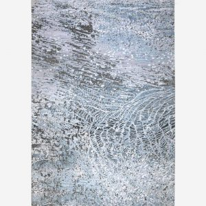 Carpet MAXIMA Blue White 160X230 CM