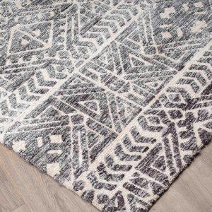 Carpet MILTON Sand Grey 160X230 CM