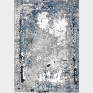 Carpet MOSCO Silver Turquoise 160X230 CM