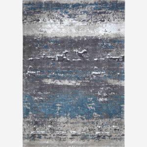 Carpet MOSCO Turquoise Grey 160X230 CM