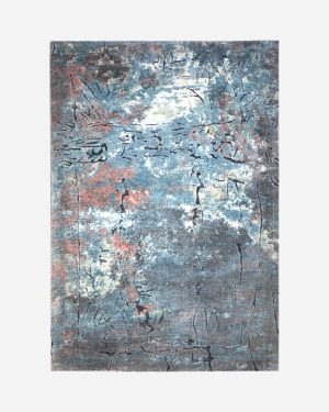 Carpet MOSCO Turquoise Slate 160X230 CM