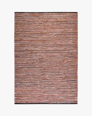 Carpet VAGIUM Peach Brown 160X230 CM