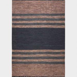 Carpet VAGIUM Black Brown 160X230 CM